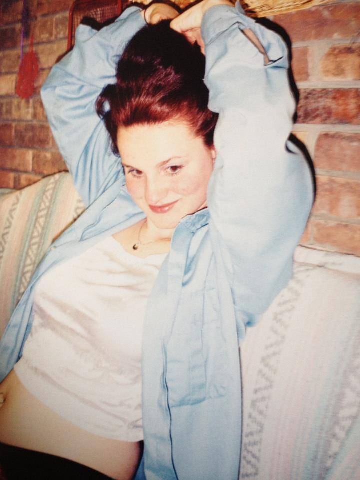 18 year old me. Wasn't I cute?