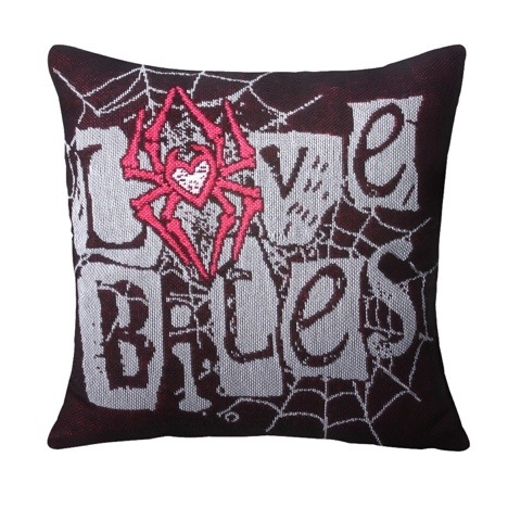 That's right, my kid is designing a bedroom completely around this pillow.