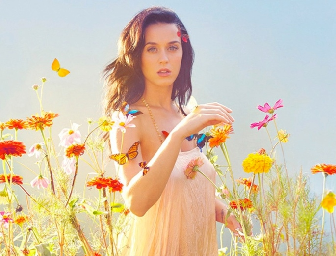 From: Katy Perry Official site