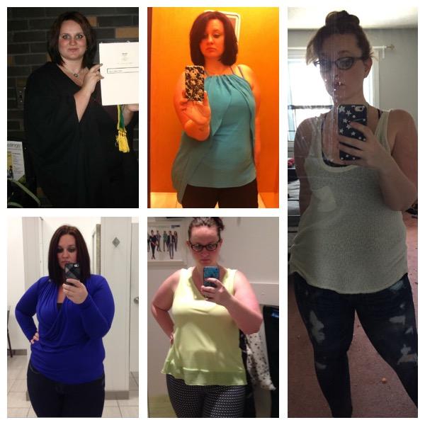 I'm big on comparisons, so I present the fitness evolution of MHC